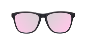 MATTE BLACK - ROSE GOLD POLARIZED