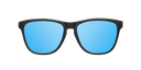 Matte Black - Ice Blue Polarized
