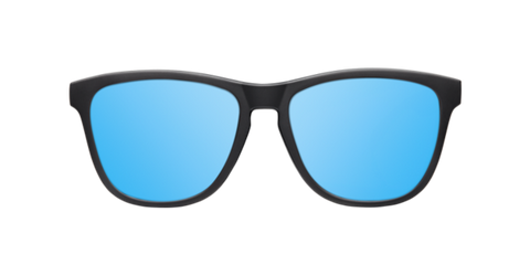 SHINE BLACK - ICE BLUE POLARIZED