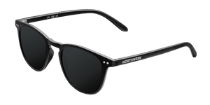 WALL MATTE BLACK - BLACK POLARIZED
