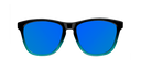 GRADIANT SHINE BLACK & BLUE - BLUE POLARIZED