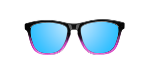 KIDS GRADIANT BLACK/PINK - ICE BLUE