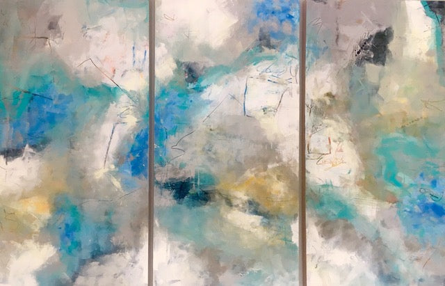 Susan Hunter Petree Painting Exhibition at Clad in Providence (Reception Aug. 11, 3:30-5:30)