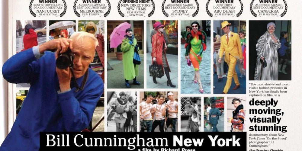 Clad in Film Screening: Bill Cunningham New York - A Documentary