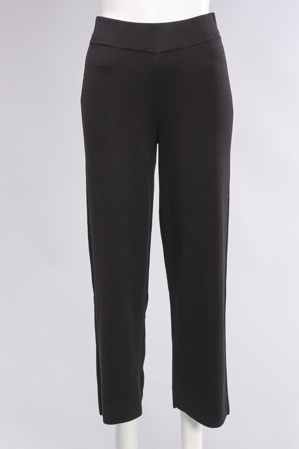 Nuance Flood Pants in Black