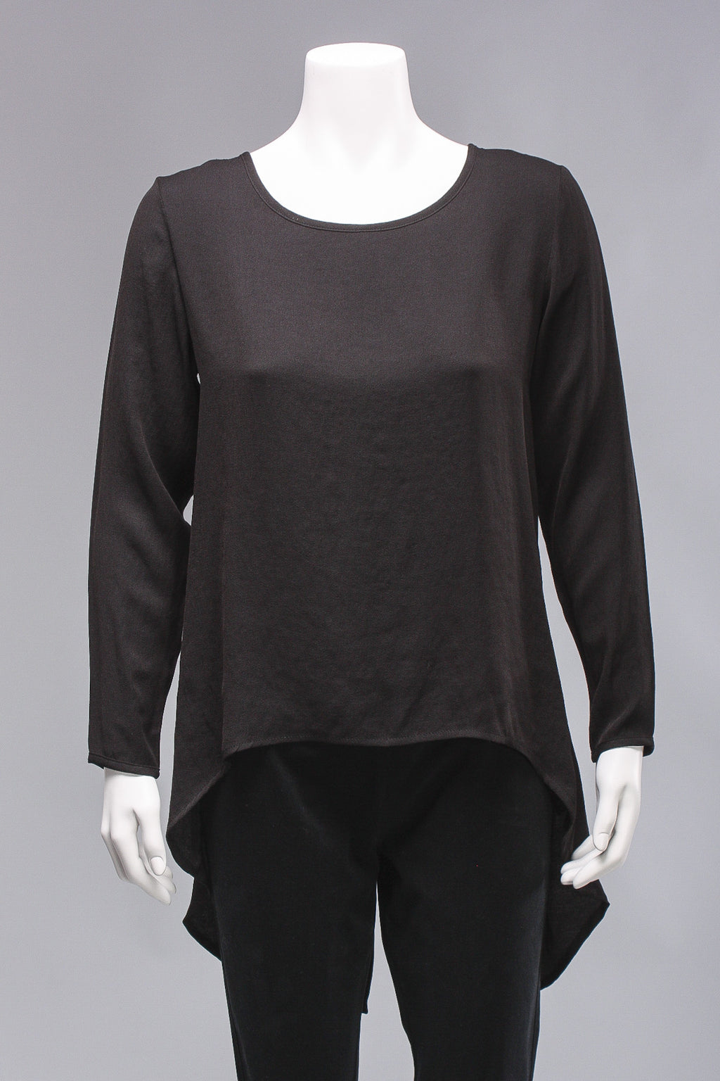 Attitude Tunic in Black