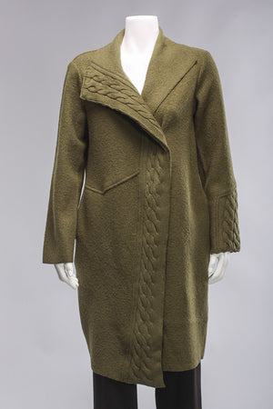 Wrap Up Coat