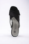 Aretha Sandal in Black