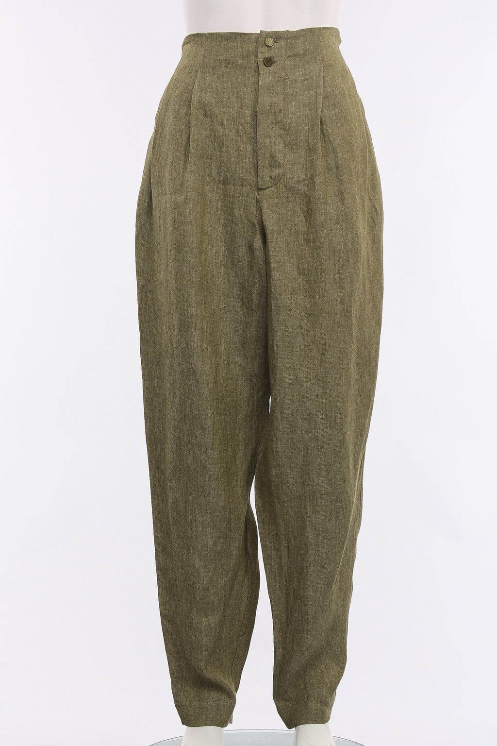 Tapered Pant in Olive