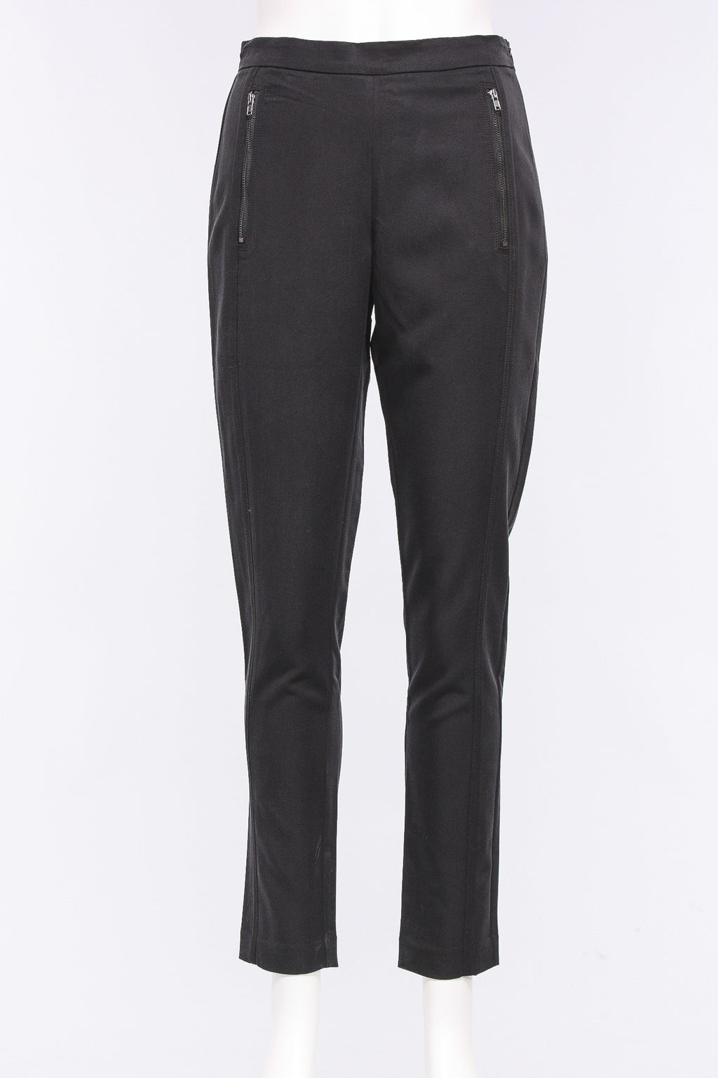 On The Line Ankle Pant in Black