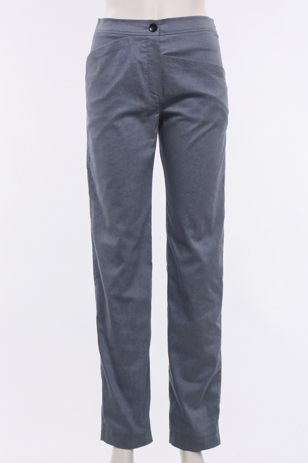 Side Front Pocket Pant in Blue