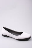 Casi Tiptop Shoe in White
