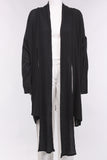 Bryn Walker Gauze Jacket in Black