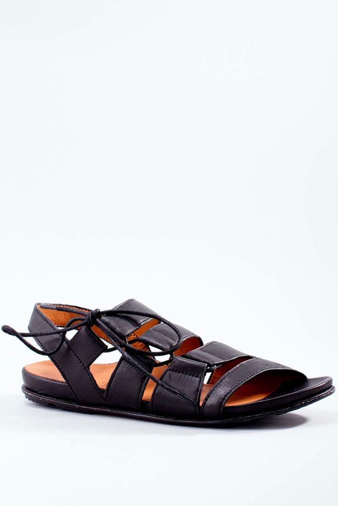 Digbee Sandal in Black