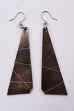 Long Triangle Earring