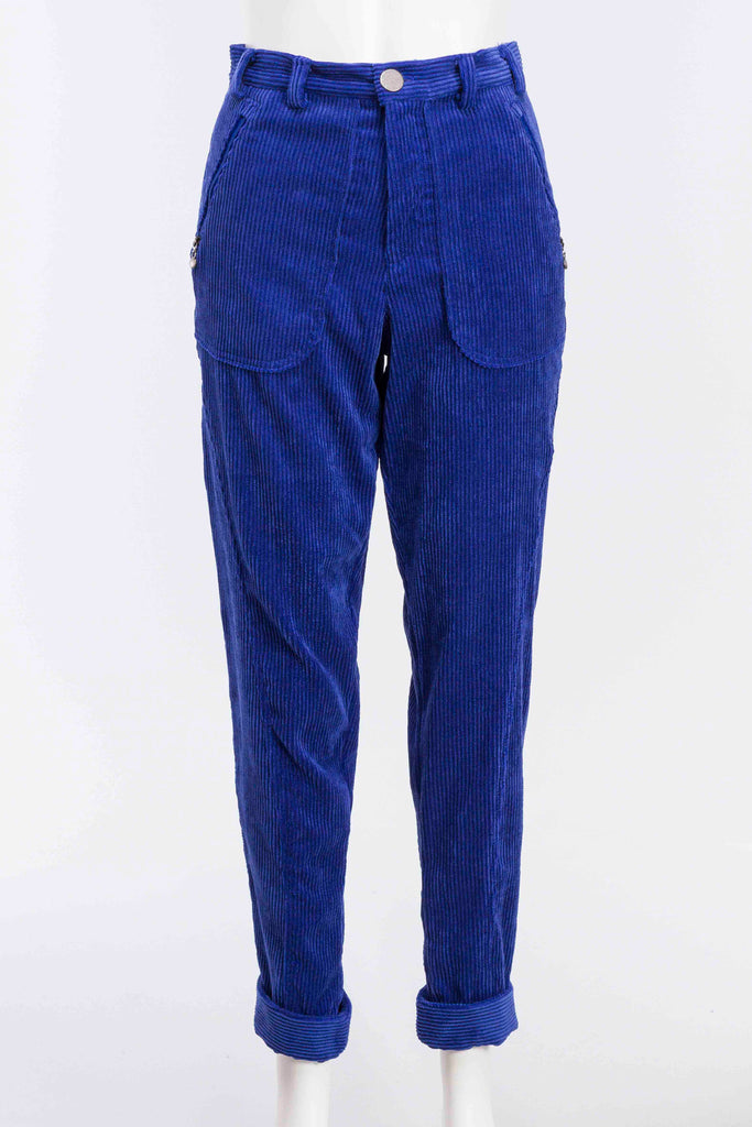 Corduroy Narrow Pants