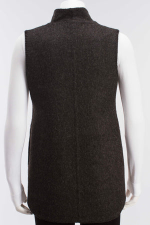 Reversible Blanket Stitch Vest