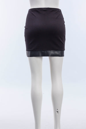 Cinch Frame Mini Skirt