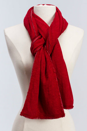 Double Layer Scarf