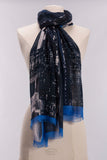NYC Printed Scarf