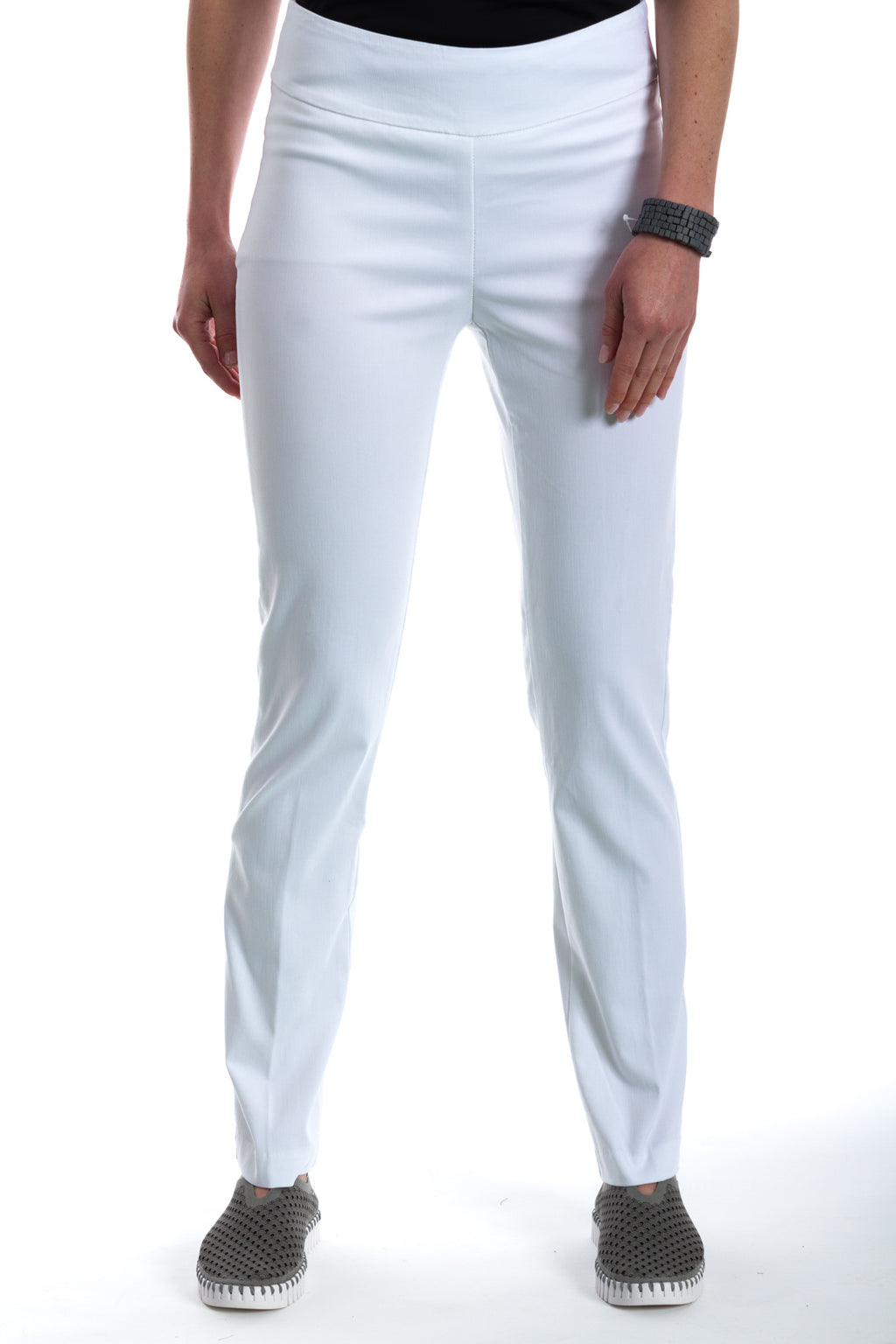 Full-Length Straight Pant