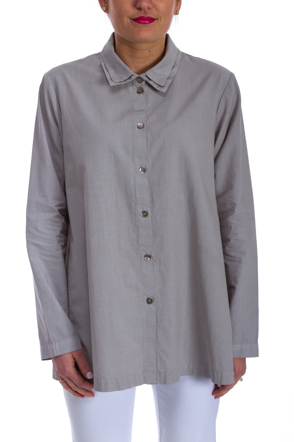 Placket Gusset Shirt