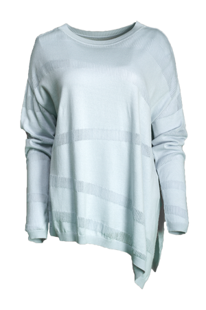 Illusion Knit Sweater