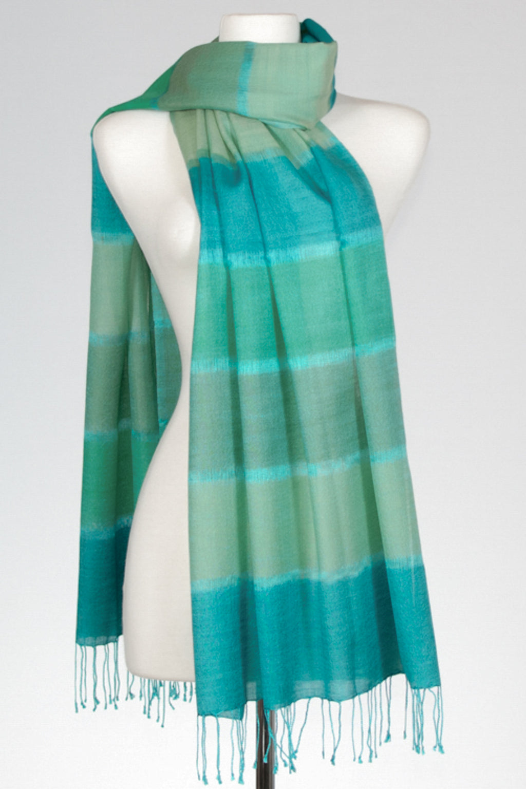 Horizon Silk & Wool Scarf