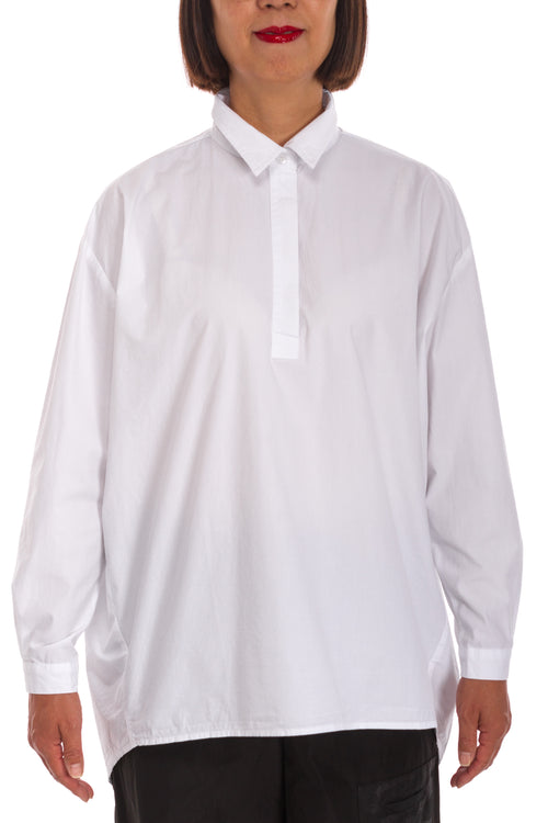 Double Sided Button Up Shirt