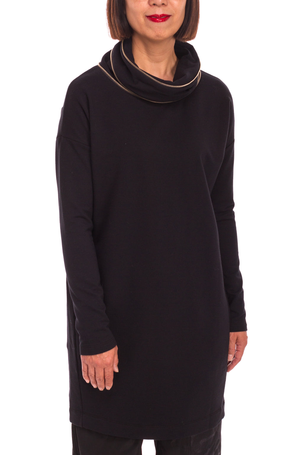 Charlotte Zip Around Tunic