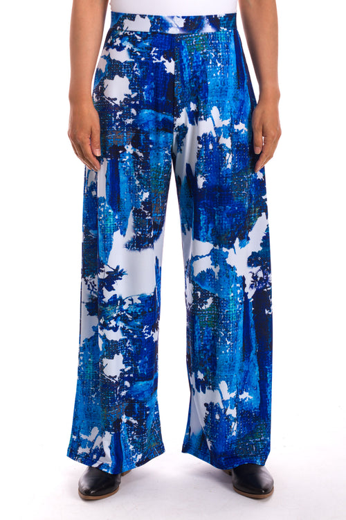Full Pant in Digital Print