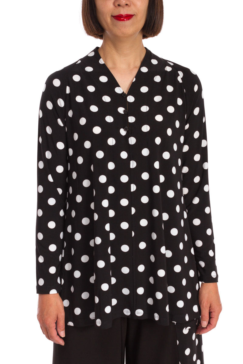 Wendy Tunic in Dot