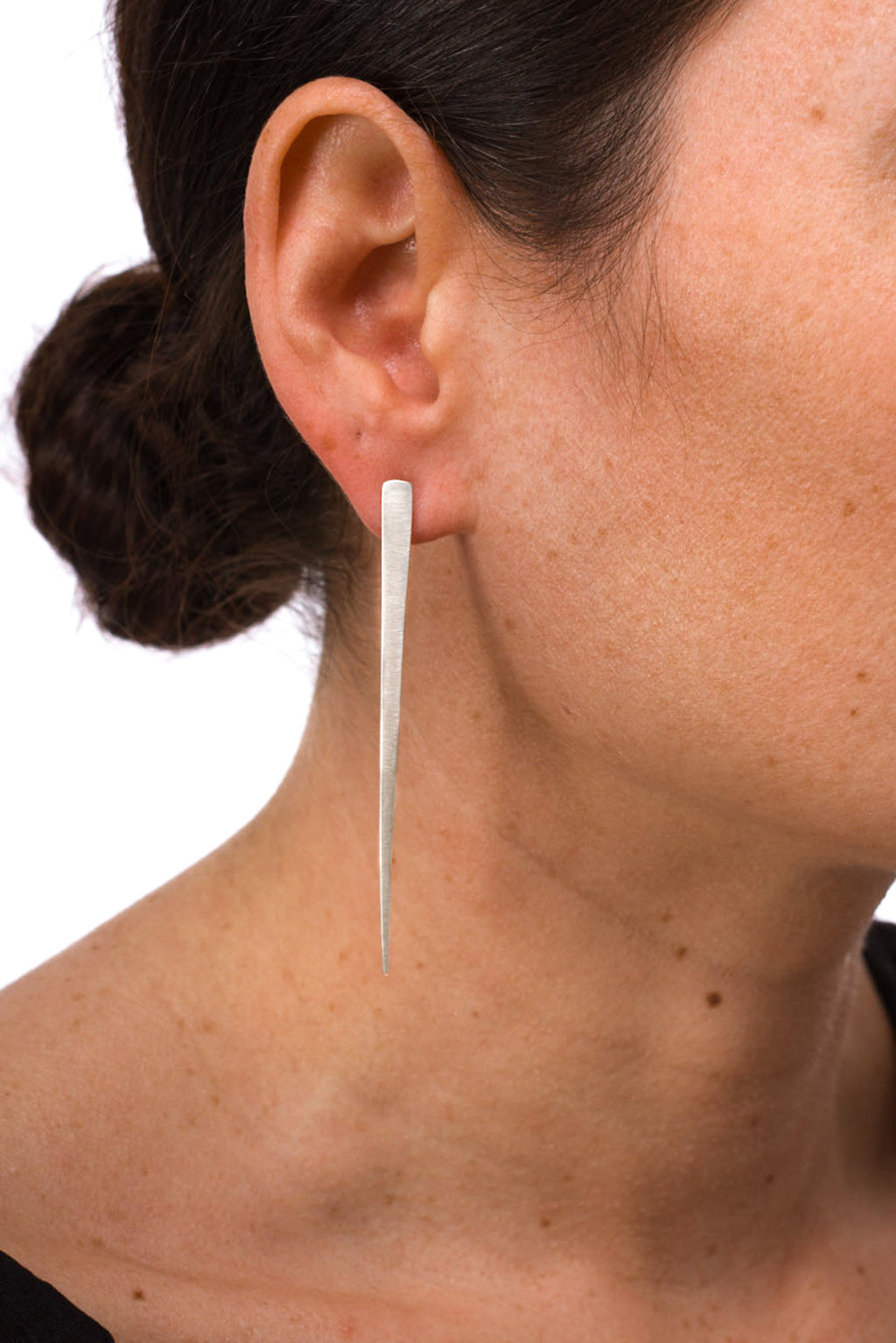 Long Taper Earring