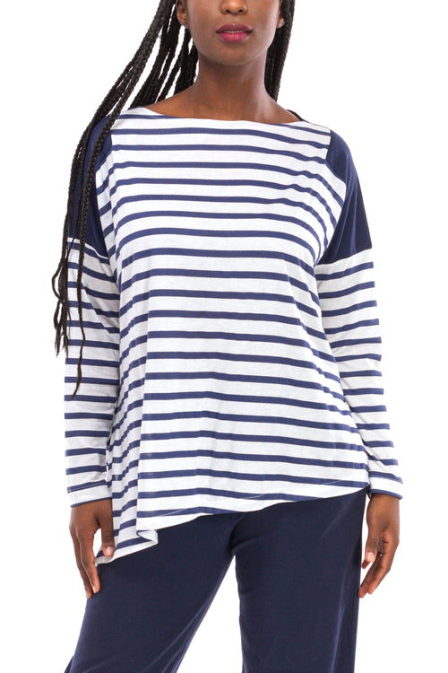 Long Sleeve Wide Tee