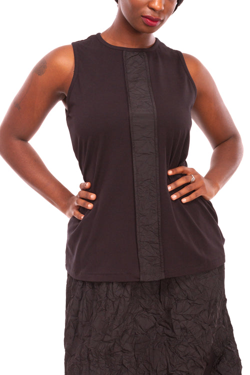 Ruched Center Top