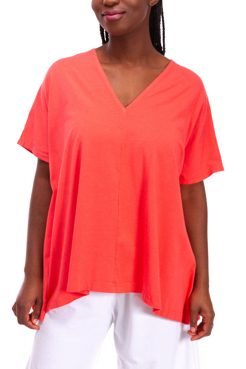 Baxter Tunic Bamboo Cotton