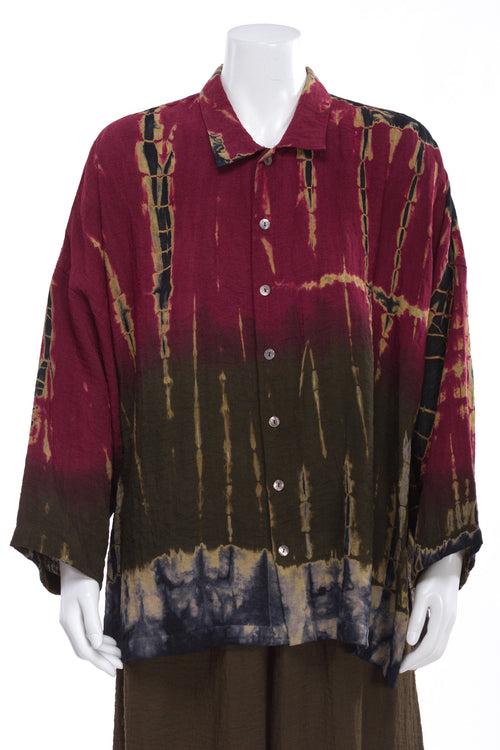 Hand Dyed Big Shirt