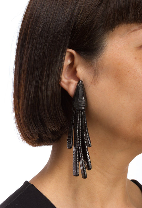 Susannah Horn Earrings