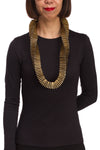 3x3 Shakespeare Long Collar Necklace