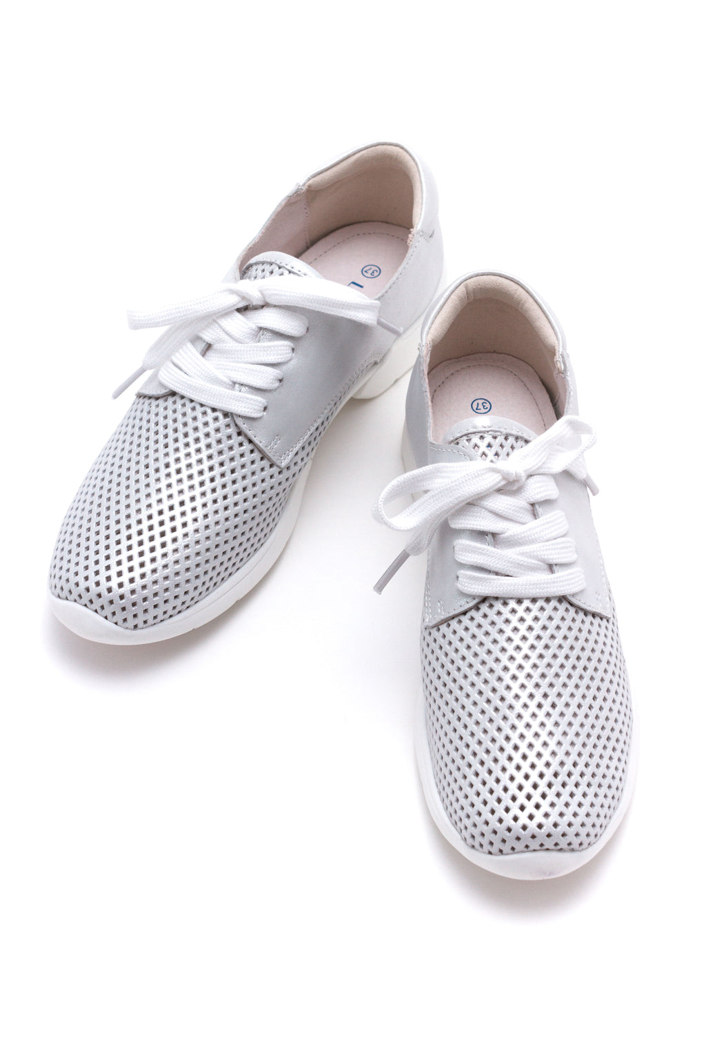 Perforated Shoe