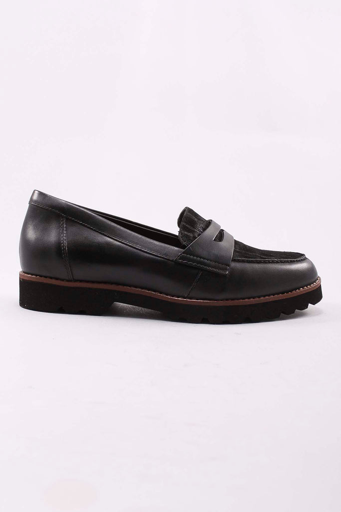 Braga Shoe in Black