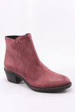 Claudia Boot in Plum