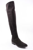 Phanie Over The Knee Boot in Black