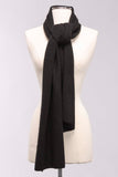 Mansted Scarf in Black