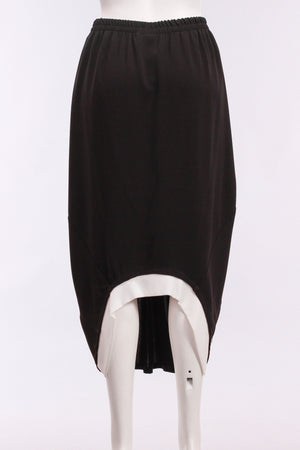Slinky Skirt W/Pocket
