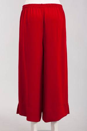 Full Pant in Red