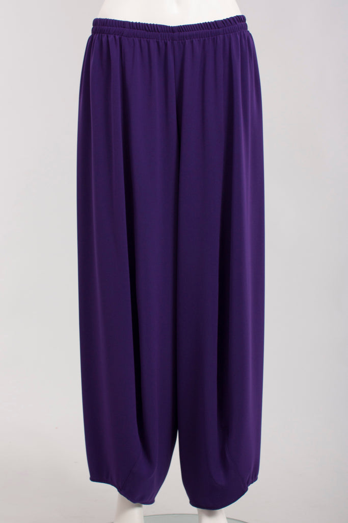 Balloon Pant in Purple