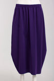 Swing Skirt in Purple
