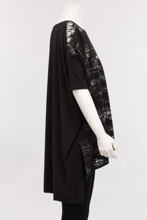 Tunic Edward in Black