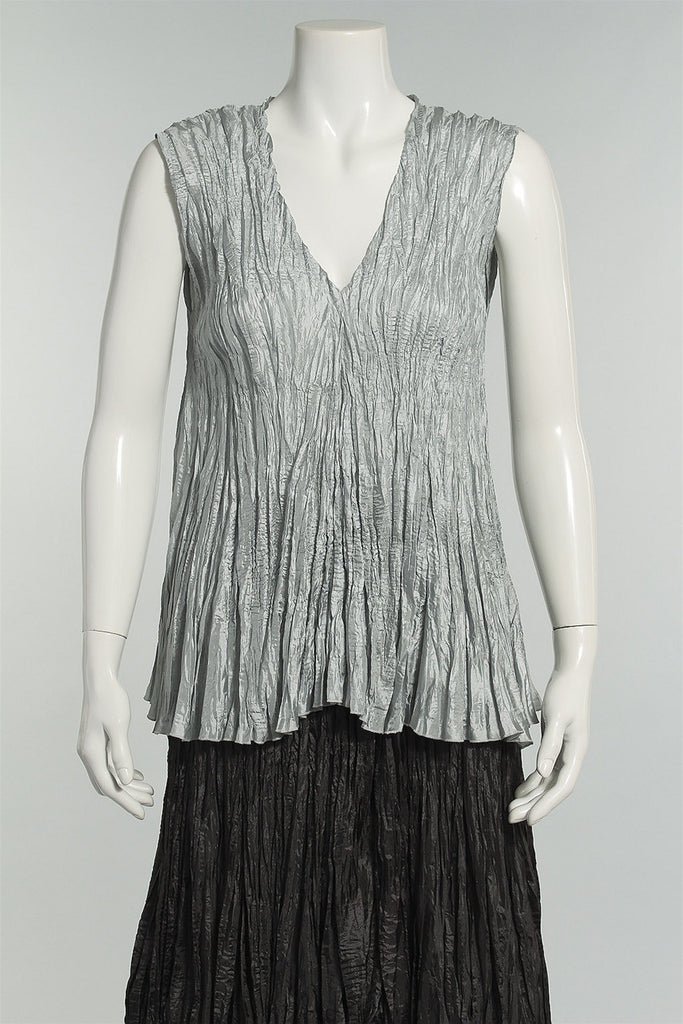 Flared Top in Silver 6023477966 - SILVER